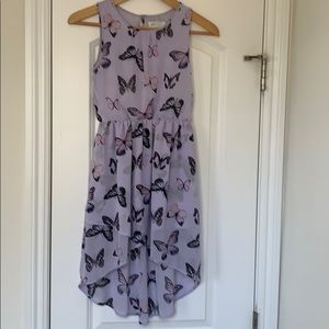SUPER CUTE BUTTERFLY FISHTAIL DRESS FROM H&M -